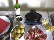 Petite raclette pour 2.....!