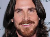 Look rock'n'roll pour l'acteur Christian Bale