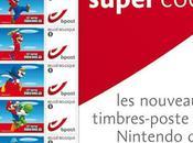 Belgique timbres Mario!