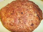 pain multi-céréales levain, oignons aromates