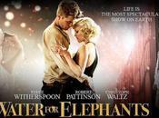 l'eau pour éléphants avec Robert Pattinson Reese Witherspoon nouvelle bande-annonce (vidéo)