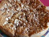 Gâteau poires noisettes