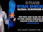 Plan Ryan Sheckler carte trésors
