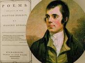 Burns Night Haggis, whisky poésie