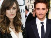 Keira Knightley donnera réplique Robert Pattinson dans Cosmopolis