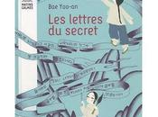 lettres secret