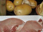 mange quoi demain côtes porc pommes boulangères