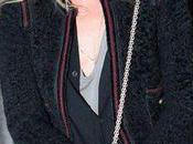 Kate Moss accro Vernis Black Pearl
