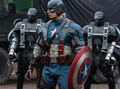 Captain America: nouvelle photo Chris Evans