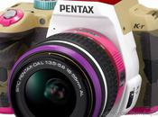 Pentax Bonnie version haute couleur