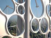 Solar Wind viaduc écologique intégrant l'espace public
