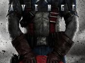 """Captain America affiche teaser """"cinq étoiles"""""""