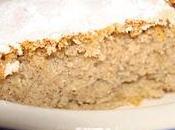 Gateau d´amandes (recette majorquine Gató almendras (receta mallorquina)