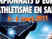 athlètes Européens seront Paris