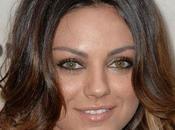 Mila Kunis Elle était complexée plus jeune