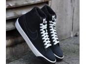 Nike Blazer Premium Black/Black-Sail disponibles ligne