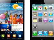Samsung dévoile iPhone