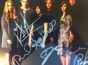 acteurs Twilight signent pour bonne cause