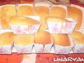 Petits gâteaux yaourts lemond curd