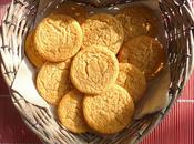 Cornish fairings (biscuits anglais Cornouailles)