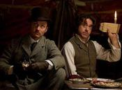 Sherlock Holmes trouvé titre: Holmes: Game Shadows