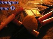 maquillage H&M;, troisième partie.