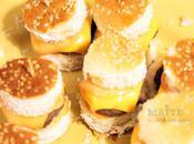Mini-burgers Bernadette