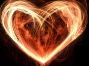 Coeur flamme