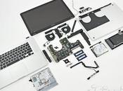 iFixit autopsie nouveaux MacBook