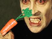 Quand Dracula réclame régime végétarien pour tous. Cocasserie.