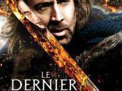 dernier templiers avec Nicolas Cage