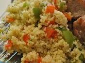 Couscous poivrons
