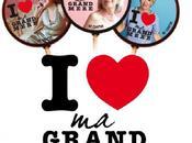 sucettes Love grand mère