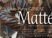 Album Mattéo Jean-Pierre Gibrat