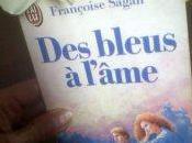 bleus l'âme Françoise Sagan avis d'Asphodèle