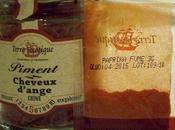 Velouté potiron marrons accompagné chantilly paprika fumé