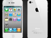 iPhone blanc arrive mois prochain