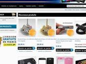 Monde Numérique lance boutique d'accessoires pour appareils mobiles