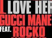 "Gucci Mane feat Rocko Webbie Don't Love Her"" Extrait ""The Return Zone"