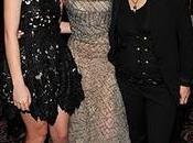 Kristen Stewart, Dakota Fanning Joan Jett theTwilight: Moon Premiere 11.16.09