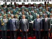 Armée: Paul Biya nomme nouveaux généraux Cameroun
