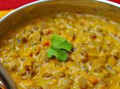 Recette végétarienne indienne Makhani