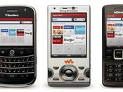 Opera point présenter Mini Mobile