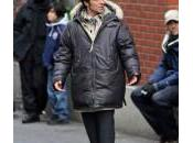 Jamie Bamber James Callis tournage 17th Precinct
