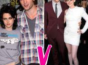 Robert Pattinson Kristen Stewart (bella edward twilight) transformation