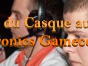 DEBALLAGE Casque audio Plantronics Gamecom