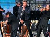 Johnny Hallyday infos show samedi soir