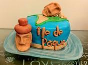 Gâteau d'anniversaire Caribou