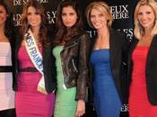 Yeux mère avant-première stars avec Miss France 2011 Malika Ménard (PHOTOS)