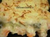 Lasagnes surimi aubergine Delices Cookie's